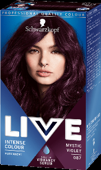 Live Color Mystic Violet 87