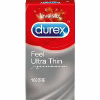 Durex Feel Ultra Thin 10 10 stk
