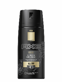 AXE Gold 150ml Mænd Spray deodorant