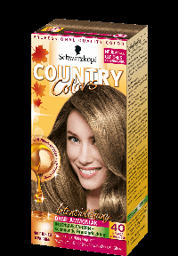 Schwarzkopf Country 40 hårfarve Blond