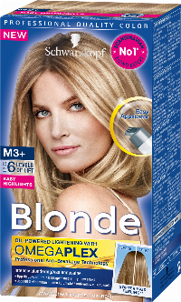 Schwarzkopf Blonde Easy Highlights hårfarve Blond