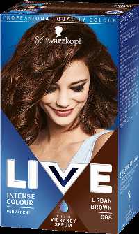 Live Color Urban Brown 88