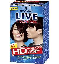 Live Color Midnight Red 896