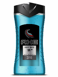 Axe Shower Gel - Sport Blast 250 ml