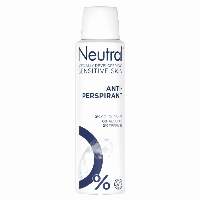 Neutral Aerosol Antiperspirant